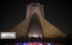 تصاویر اجرای طرح جهانی ساعت زمین در ایران,عکس های اجرای طرح ساعت زمین در تهران,تصاویر اجرای طرح ساعت زمین در اصفهان