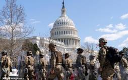 تصاویر حمله با خودرو به ساختمان کنگره آمریکا,عکس های حمله به کنگره آمریکا,تصاویر حمله با خودرو به کنگره آمریکا