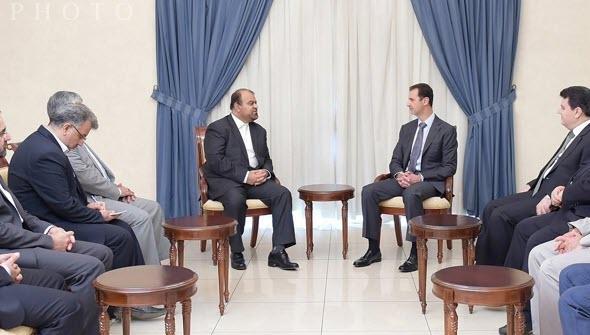 کمک های مالی ایران به سوریه,کمک ایران به بشار اسد