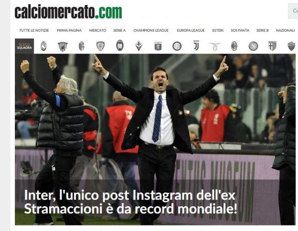 Andrea Stramaccioni,سرمربی پیشین تیم فوتبال استقلال