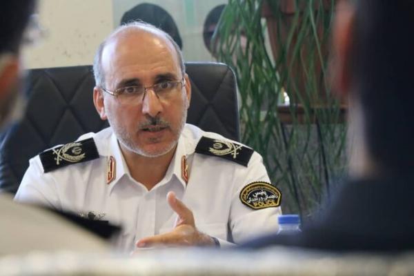 رئیس پلیس راهور پایتخت,سردار محمدحسین حمیدی