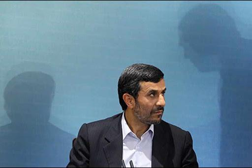 احمدی نژاد،فحاشی احمدی نژاد