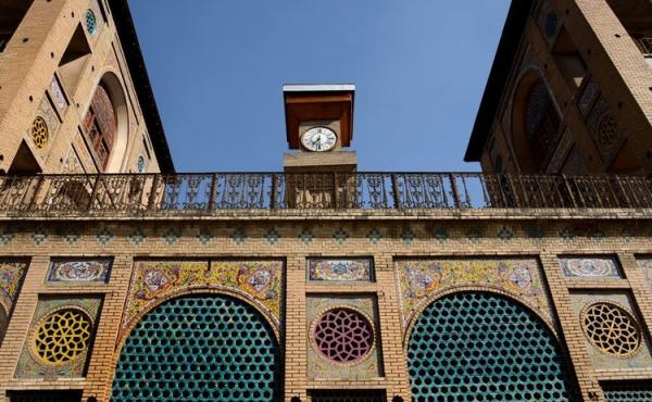 ساعت کاخ گلستان,هدیه ملکه انگلیس به ناصرالدین شاه قاجار