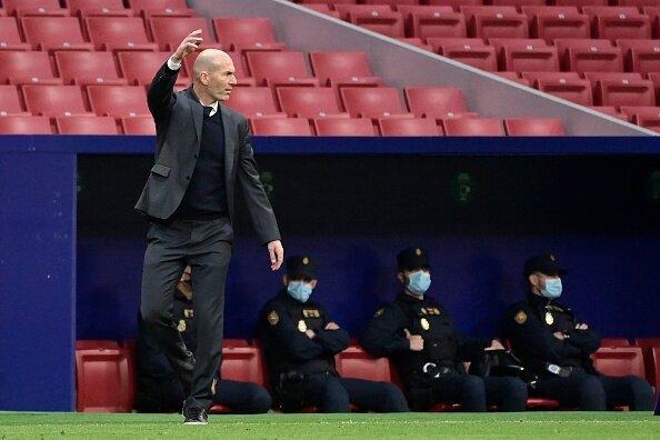کنفرانس خبری زیدان و کلوپ,صعود رئال مادرید