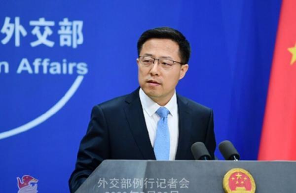 سخنگوی وزارت خارجه چین,حمله خرابکارانه به تأسیسات هسته ای نظنز