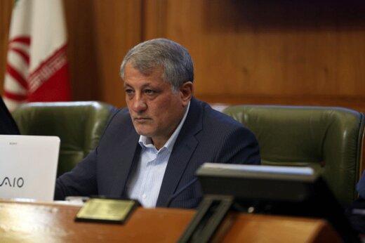 محسن هاشمی,رئیس شورای شهر تهران