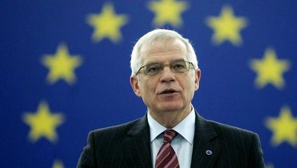 مسئول سیاست خارجی اتحادیه اروپا,بازگشت به برجام