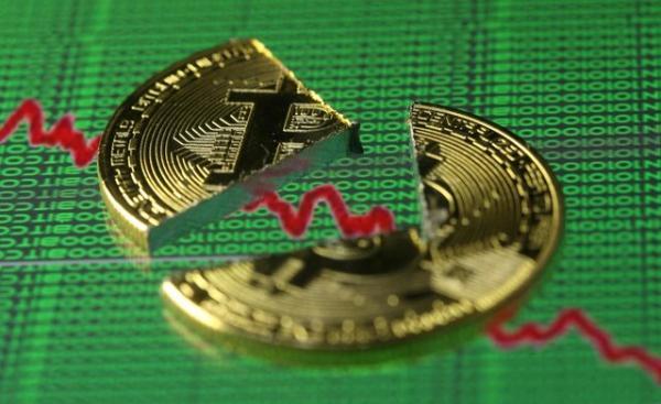 ریزش بیت کوین,بازار ارز دیجیتال