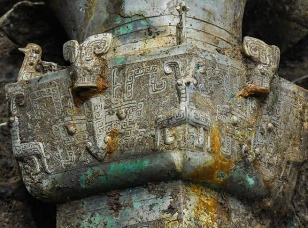 کشف گنجینه تاریخی و ماسک طلایی در چین, محوطههای تاریخی چین