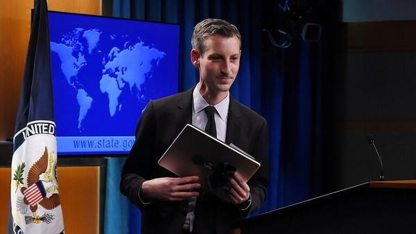 سخنگوی وزارت خارجه ایالات متحده آمریکا,ند پرایس