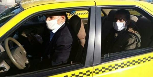افزایش نرخ کرایه های تاکسی,قیمت کرایه تاکسی 1400