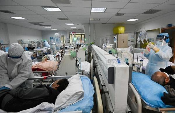 پیک چهارم کرونا در تهران,افزایش بستری کرونایی در تهران