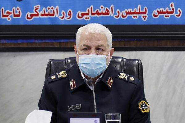 رئیس پلیس راهور ناجا,تردد در جادهها در نوروز