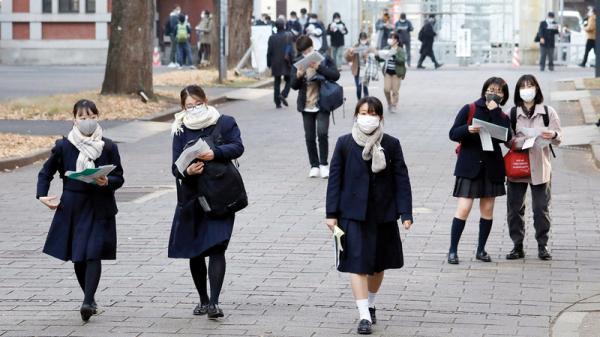 عجیبترین قواعد و قوانین مدارس ژاپن,مدارس ژاپن