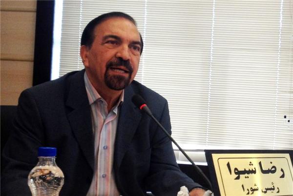 رئیس شورای رقابت,رضا شیوا