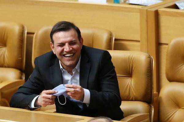 شهابالدین عزیزی خادم,رئیس فدراسیون فوتبال