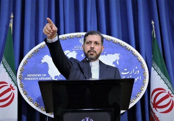سعید خطیب زاده,سخنگوی وزارت امور خارجه