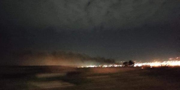 شنیده شدن صدای انفجار در کردستان عراق,کردستان عراق