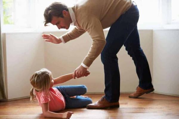 تاثیر کتک زدن بر رشد مغز کودکان,اثرات منفی کتک زدن کودکان
