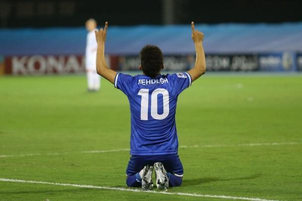 دیدار استقلال و الاهلی عربستان,لیگ قهرمانان آسیا 2021