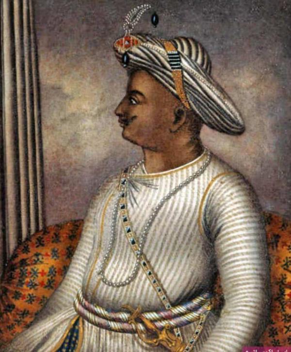 ببر مکانیکی سلطان هندی,ببر مکانیک در هند