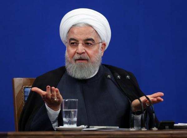 حسن روحانی,رئیس جمهور