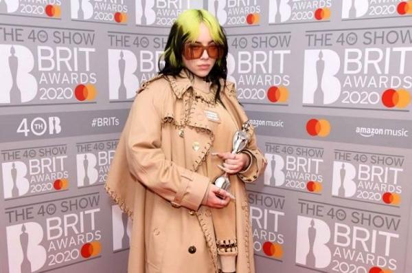 نامزدهای جوایز بریت ۲۰۲۱,مراسم Brit 2021