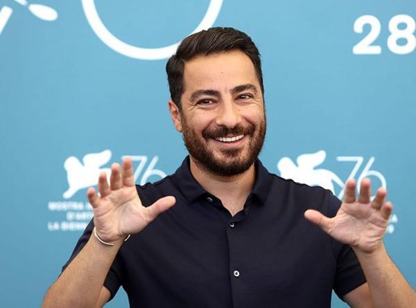 نوید محمدزاده,حضور نوید محمدزاده در سریال آکتور