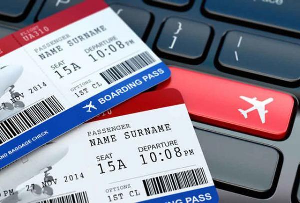 بلیط هواپیما,قیمت بلیط هواپیما