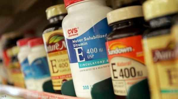 ویتامین E,خطر مرگ با مصرف بیش از حد ویتامین E
