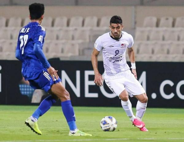 دیدار نیروی هوایی عراق و تراکتور,لیگ قهرمانان آسیا 2021