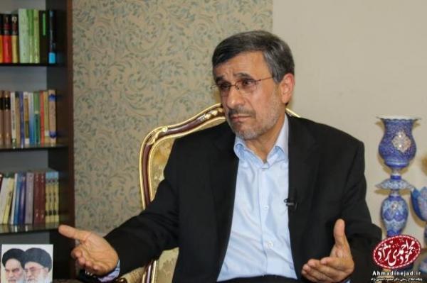 محمود احمدی نژاد,مصاحبه جدید محمود احمدی نژاد