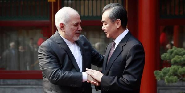 محمدجواد ظریف,وزیر امور خارجه چین