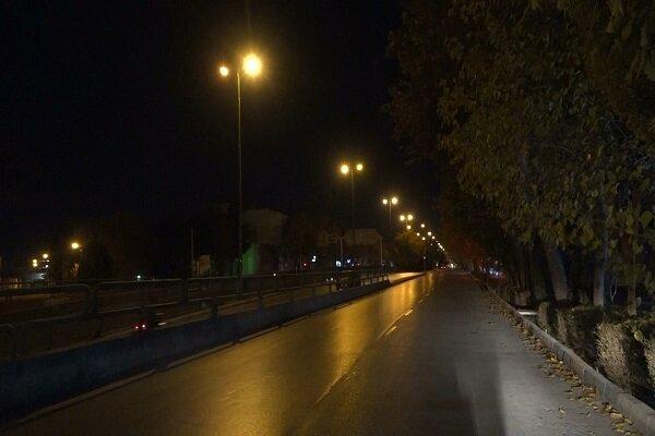 محدودیت های شبانه کرونا,محدودیت های کرونا در اصفهان