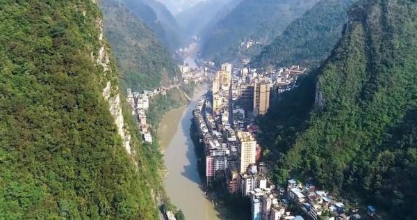 باریکترین شهر جهان,شهر یانجین