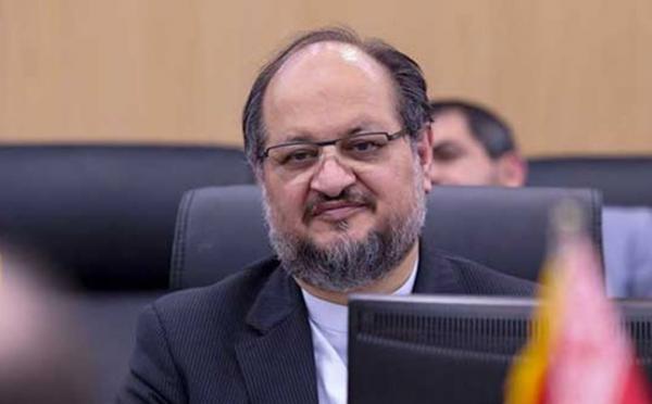 محمد شریعتمداری,وزیر کار