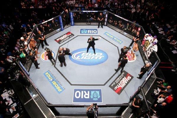مسابقات MMA,مجوز قانونی MMA در ایران