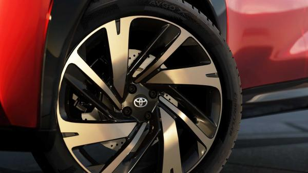 خودروی Toyota Aygo X Prologue,شرکت تویوتا