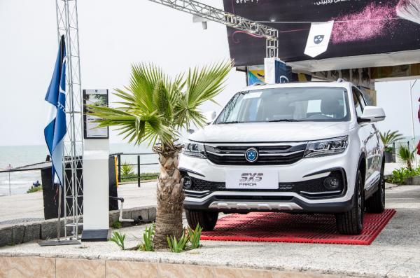 خودرویFMC SX5,جدیدترین محصول خودروسازی فردا