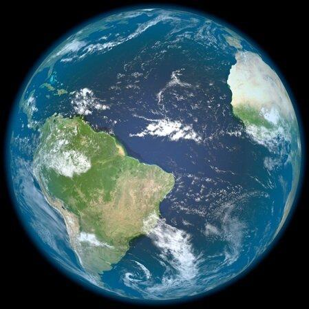 کره زمین,مریخ