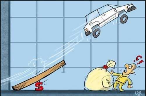 افزایش قیمت خودرو,بازارخودرو
