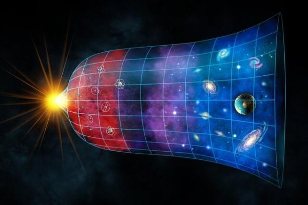 ماده تاریک مغناطیسی ,عامل تسریع انبساط جهان