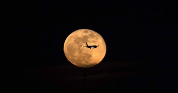 ماه کامل,تماشای ماه