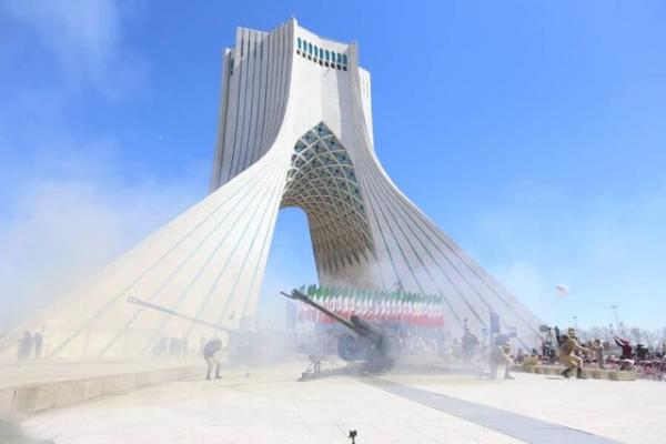 برج آزادی,تخریب برج آزادی