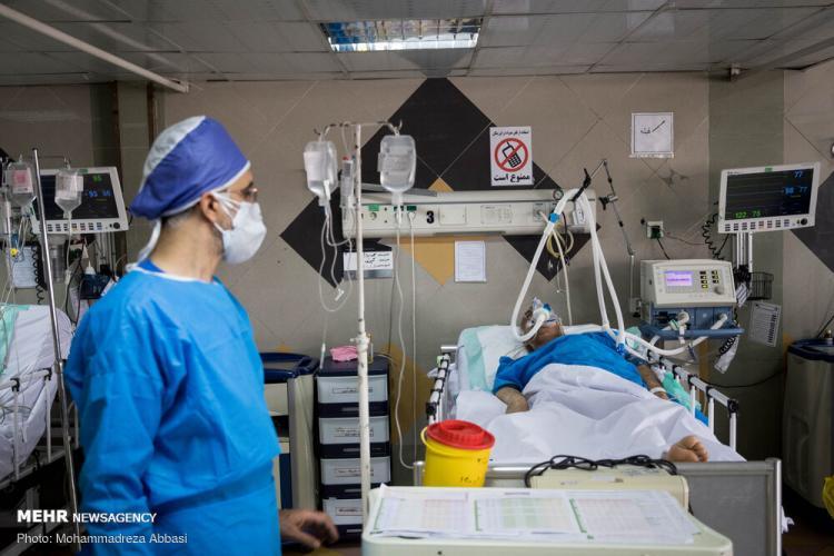 تصاویر شلوغی دوباره بیمارستان ها,عکس های وضعیت کرونا در شهرهای ایران,تصاویر وضعیت بیمارستان های ایران در شرایط کرونا