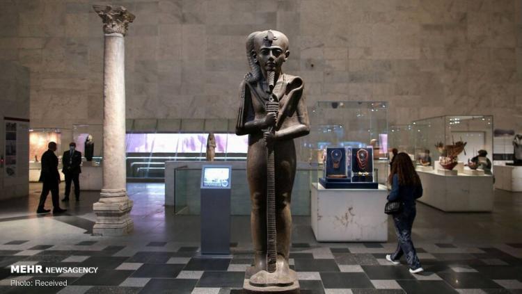 تصاویر موزه ملی مصر,عکس های موزه ملی مصر,تصاویری از موزه مصر