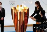 مشعل بازیهای المپیک توکیو,المپیک 2021