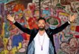 بزرگترین نقاشی دنیا,هنرمند ۴۴ ساله بریتانیایی