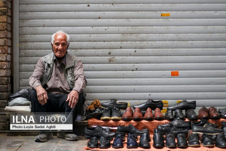 تصاویر مولوی در یک روز سیاه کرونایی,عکس های خیابان مولوی در شرایط کرونا,تصاویر وضعیت خیابان مولوی در روز کرونایی