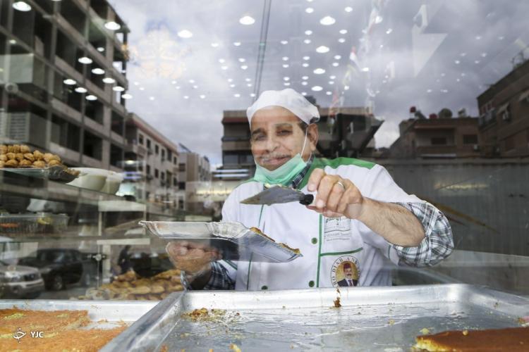 تصاویر ماه مبارک رمضان در سراسر جهان,عکس های رمضان در کشورهای جهان,تصاویر آماده شدن مردم جهان برای ماه رمضان,تصاویر آماده شدن مردم برای رمضان 1400